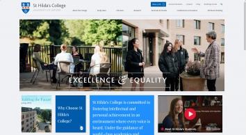 St Hilda\'s College