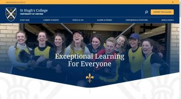 St Hugh\'s College