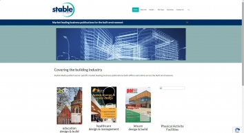 Stable Media - Magazines & media for the education build, healthcare build and leisure build industries