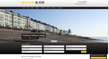 Stace & Co Estates Agents, Hastings