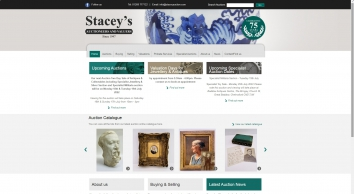 Stacey\'s Auctioneers & Valuers