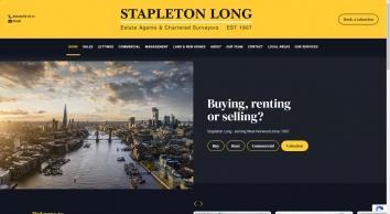 Stapleton Long - Estate agents
