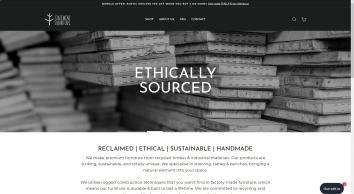 Statement Furniture - Bespoke furniture design