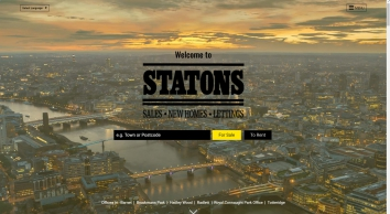 Statons New Homes Showcase