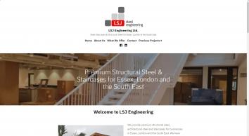 LSJ Steel Staircases