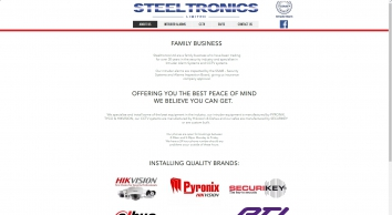 Steeltronics Ltd