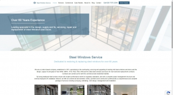 Steel Window Service & Supplies Limited
