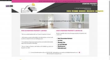 Stenford Property Lettings Ltd, CR8 - Letting Agents
