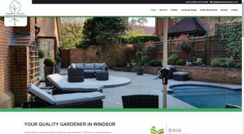 Gardener in Windsor | Stephen Davies Landscape