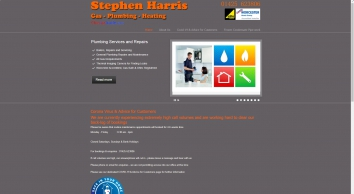 Stephen Harris Gas Plumbing Heating