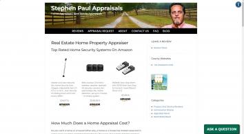 Stephen Paul Appraisals