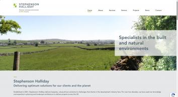 Stephenson Halliday Ltd