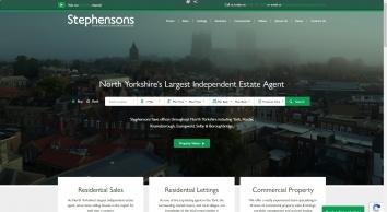 Stephensons Estate Agents - Home