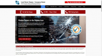 Stepney Glazier