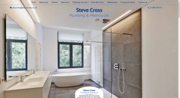 Steve Cross Bathroom Installations Oxford