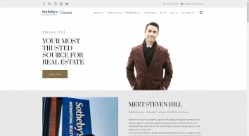 Steven Hill Sotheby\'s International Realty Canada