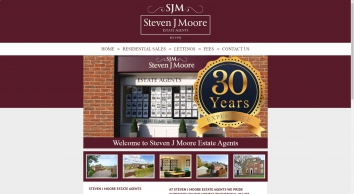 Steven J Moore Estate Agents, Ashford - Sales