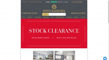 Stevensons Furniture Centre And Dreamworld Beds And Bedroom Centre