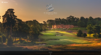 Home :: St Georges Hill Golf Club