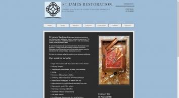 St James Restoration