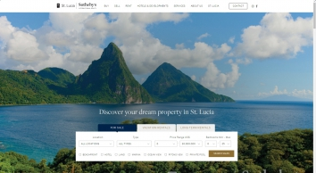 Sotheby\'s St. Lucia - Sotheby\'s St. Lucia