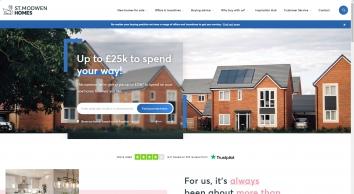 New Homes Developer | St. Modwen Homes | Welcome to St. Modwen Homes