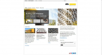 Sto | External Wall Insulation, Render, Interior & Acoustic Systems