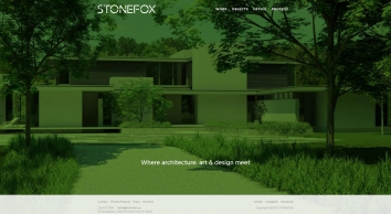STONEFOX | Architecture Interior Design Art