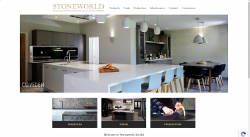 Stoneworld Ltd - Marble, Granite & Silestone Fabricators - Kitchen workshops, stone countertops