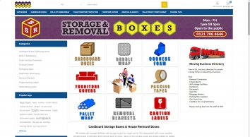 Storage & removal boxes