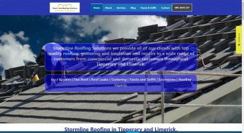 Stormline Roofing Solutions in Limerick and Tipperary A Local Roof Repairs Company