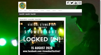 Stowed Out Festival – Music and arts festival 10 & 11 August 2018