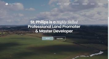 Professional Land Promoter & Master Developer - St. Philips