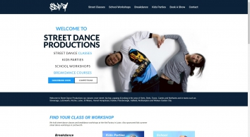 Street Dance Productions