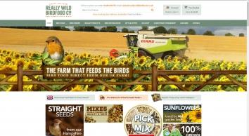 The Really Wild Bird Food Company