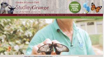 Studley Grange Butterfly World