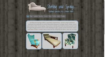 Stuffing & Springs