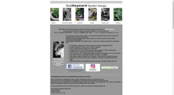 Sue Hayward Garden Design Ltd