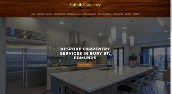 Bespoke carpentry | Suffolk Carpentry