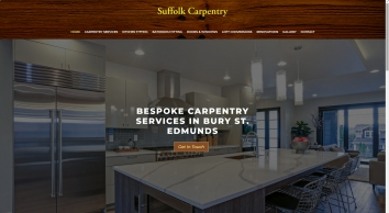Bespoke carpentry   Suffolk Carpentry