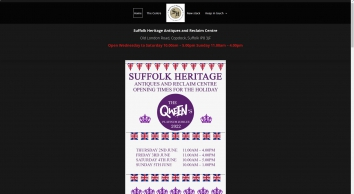 Suffolk Heritage Antiques Centre