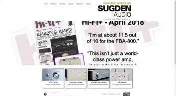 Sugden Audio