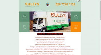 Removals Companies, South London - D. Sully & Son
