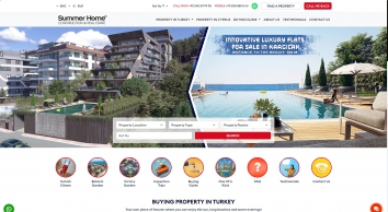 Summer Home Real Estate & Construction, Alanya