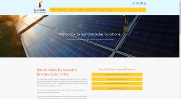 Sundial Solar Solutions - Devon\'s solar & renewable energy experts - Home