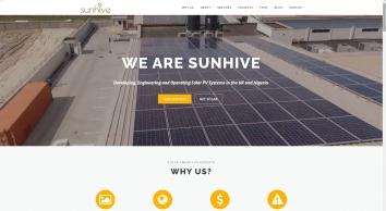 Sunhive Ltd