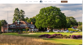 Sunningdale Golf Course