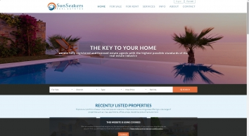 Sunseakers Real Estates, Pafos