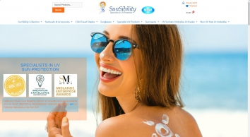 UV Protective Clothing by Sunsibility | Home