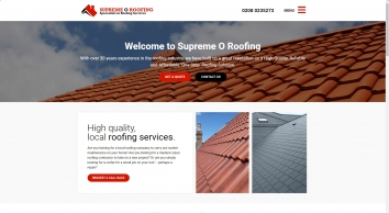 Supreme O Roofing & Cladding Ltd